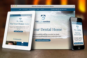 New Responsive Website Announced for Newport Beach Dentist