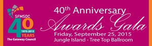 SFMSDC 40th Anniversary Awards Gala