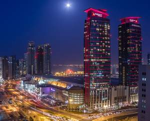 Doha City Center hotel