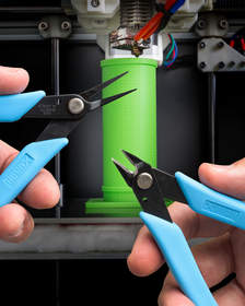 Xuron 3D Printer Hand Tools Feature Filament Cutter and Pliers