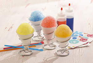 Easy Fruity Shaved Ice