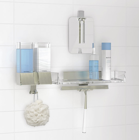 LINEA Luxury Shower Organizers