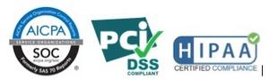 AICPA, PCI and HIPAA Compliance
