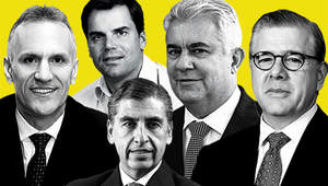 The 2015 Latin America Executive Team