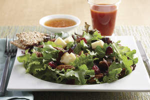 Refreshing healthy salad