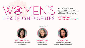 Women's Leadership Series