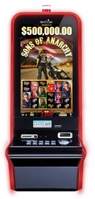 Aristocrat's new Sons of Anarchy™ Slot Game was ranked the year's most anticipated game in the 15th Annual Goldman Sachs Slot Survey.
