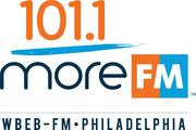 WBEB, 101.1 MORE FM