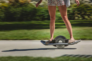 The Hoverboard is as much a 'board sport' as it is a tech gadget.