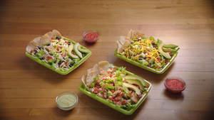 Del Taco's Handcrafted Ensaladas