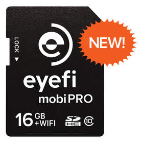 Eyefi Mobi Pro 16GB product photo
