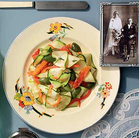 De Bortoli Wines Zucchini Salad