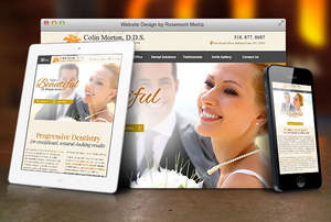 Ballston Lake Dentist Launches Updated Responsive Website