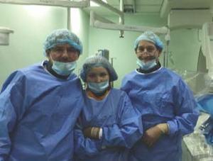 Prof Nobles, Dr. Kadirova, and Dr. Mullen.