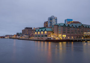 Halifax Harbor hotels