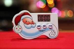 The Santa Kitchen Timer