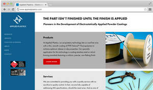 The Applied Plastics New Mobile-Friendly Website