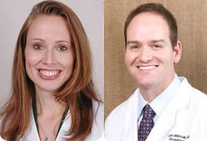 Austin Dermatologists Dr. Miriam Hanson and Dr. Adam Mamelak