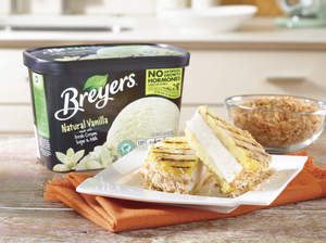 Tropical Ice Cream Sandwich