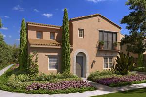 citrine, portola springs, irvine new homes, new irvine homes