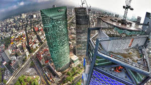 Torre Mayor Mexico City AEI Consultants environmental and engineering consulting services