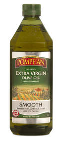 New Pompeian Smooth Extra Virgin Olive Oil