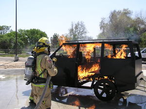 Customized Training Structures for Fire Service Professionals