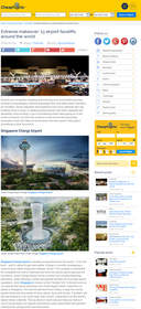 Cheapflights.ca Extreme Makeover: 13 Airport Facelifts around the World