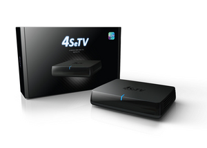 4SeTV Over-The-Air Networked TV Tuner Streaming Device Packaging