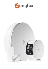 Myfox Home Security Alarm and Camera
