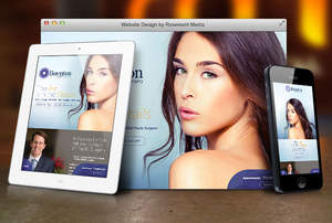 Responsive Website Launched for Houston Plastic Surgeon