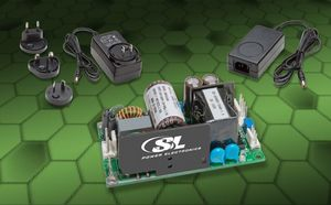 SL Power's new TE60 and TB65 Power Supplies