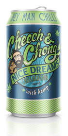 Cheech and Chong's Nice Dreams Chillaxation Drink with hemp