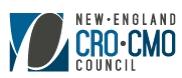 NE CRO/CMO Council