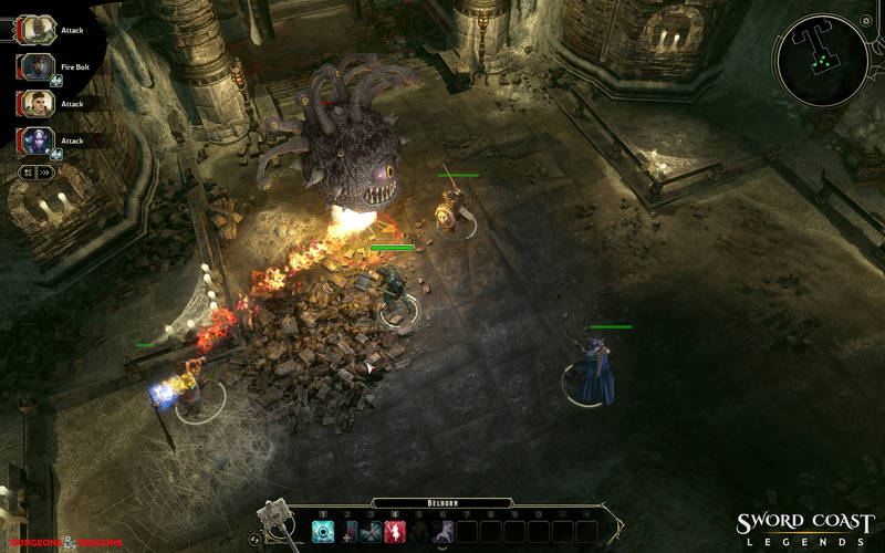Sword Coast Legends Launches for PC, Mac, Linux