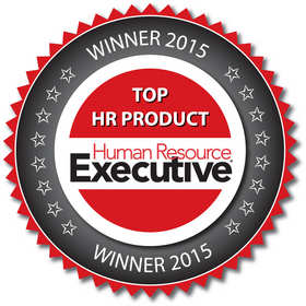 Yello, a Top HR Product of 2015 Award Winner.
