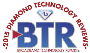 MediaMelon QBR Technology Receives Outstanding Score in BTR Diamond Technology Reviews