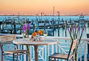 Restaurantes en Biscayne Bay Miami