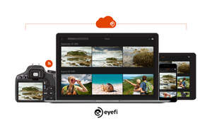 eyefi cloud photo device sharing