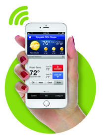 Venstar's Free Skyport Mobile App Remotely Controls Heating and Cooling Functions to Help Cut Energy Costs
