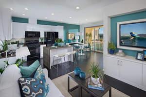 zinnia, cypress village, irvine new homes, new irvine homes, irvine real estate