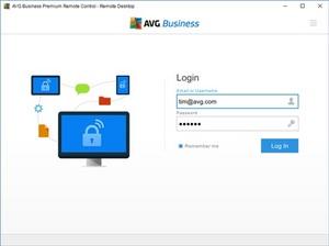 ISL Online customised its remote desktop software for AVG