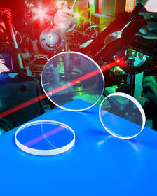 Laser Research Sapphire Fiber Laser Windows