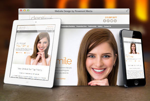 Responsive Website Announced for Philadelphia Dental Practice