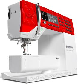 BERNINA 530 Special Edition – Swiss Red (Swiss Red)