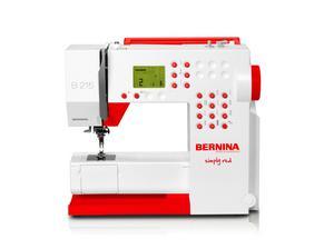 BERNINA 215 Simply Red (B 215 Simply Red)