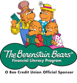 O Bee Credit Union offers The Berenstain Bears Financial Literacy Program