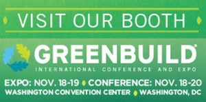 Porous Pave will be located at Greenbuild booth #3513