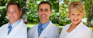 Poway Cosmetic Dentists Dr. Jason Keckley, Dr. Robbi Wilson, and Dr. Valeri Sacknoff