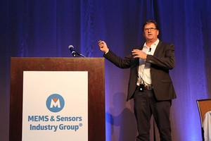 Jack McCauley, co-founder of Oculus VR, at MEMS Executive Congress US